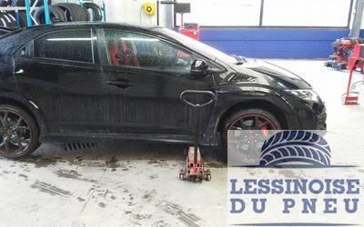Lessinoise du pneu - Mécanique générale